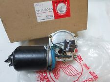 New OEM Honda brand, 1985  1986 1987 Prelude front windshield wiper motor NOS