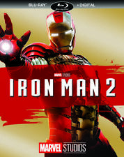 Iron Man 2 [New Blu-ray] Ac-3/Dolby Digital, Dolby, Digital Theater System, Du