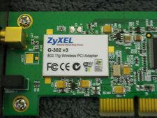 ZyXEL Wireless PCI Adapter 802.11g G-302 v3
