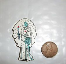 HAUNTED MANSION - BRIDE IN THE ATTIC  FANTASY PIN ITEM #48 [NOT DISNEY PIN]