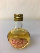 Mignon Miniature Aurum Apricot Brandy 25cc 33% Vol A.