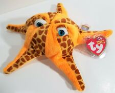"TY Beanie Babies ""WISH"" the Starfish - MWMTs! RETIRED! GREAT GIFT! A MUST HAVE!"