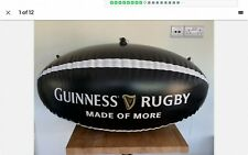 More details for guinness rugby ball balloon 48