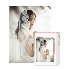 300Pieces Personalised Custom Photo Jigsaw Puzzle Gift