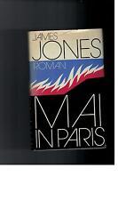 James Jones - Mai in Paris