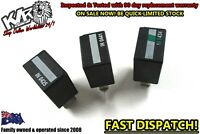 3 X Holden TYCO 4 PIN WHITE TOP MICRO RELAY - 12v 16A 92109510 PA66-GF25 - KLR