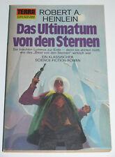 Robert A. Heinlein - Das Ultimatum von den Sternen (1974) TB, TERRA, gebraucht