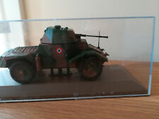 Atlas AMD 35 Panhard 178 Armoured Car 1:43 mint in display case