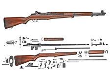 M1 Garand Blueprints