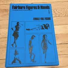New listing Fairburn Figures & Hands - Female Full Figure - Set 1 - Book 2 Second Edition