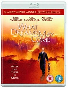 What Dreams May Come [Blu-ray] [DVD][Region 2]