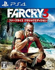 "Far Cry 3 Classic Edition  CERO rating ""Z""  - PS4 Japan"