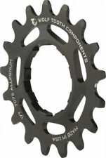 """Wolf Tooth Single Speed Aluminum Cog: 17T Compatible with3/32"""" chains"""