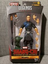 """Shang-Chi Marvel Legends """"Wenwu"""" 6-Inch Action Figure - NEW - Build a Figure"""