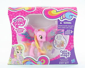 MY LITTLE PONY charm wings HONEY RAYS action figure toy MLP G4 - NEW!