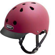 Nutcase Fire Engine Red Street Helmet