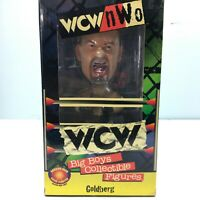 WCW NWO Goldberg Hand Painted Bobble Head Collectible Figure 1998