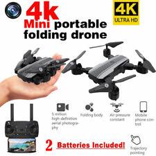 2.4G Mini RC Drone with HD 1080P Camera WiFi FPV Altitude...