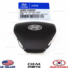 AIR BAG STEERING WHEEL DRIVER SIDE GENUINE HYUNDAI TUCSON 2011-2015 569002S0009P
