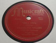 78 MIGUELITO VALDES ARSENIO RODRIGUEZ  BRUCA MANIGUAÑ VERA CRUZ MUSICRAFT 384