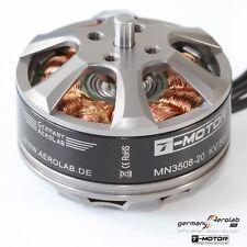 Bürstenloser Motor MN3508 KV580 / TIGER MOTOR / Germany Aerolab Pro Brushless