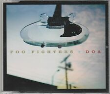 Foo Fighters - D.O.A. - Deleted UK 2 track CD (Radio Promo)