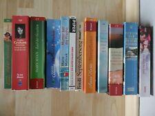Buchpaket,12 TB, Sommerlektüre, Liebes-, Kriminal-, Romantische Romane
