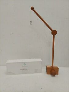 Pottery Barn Kids: Wooden Crib Mobile Arm Acorn Color Beech Wood --(New)--