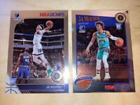 Ja Morant 2019-2020 NBA Hoops Premium Stock Lot Base RC #259 & #297 Grizzlies