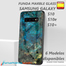 CARCASA CRISTAL SAMSUNG GALAXY S10 / S10E / S10+ FUNDA TEMPLADO GLASS TPU BUMPER