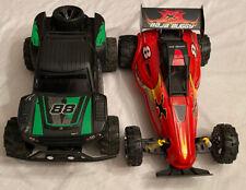 Lot Of 2,New Bright R/C Baja Buggy 88 & Baja Buggy X Car Radio Control,No Remote
