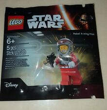 SDCC 2016 EXCLUSIVE LEGO STAR WARS Rebel A-Wing Pilot  5004408 NEW in bag