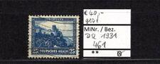 Deutsches Reich 1931 Deutsche Nothilfe: Bauwerke (II) MiNr. 461 gestempelt