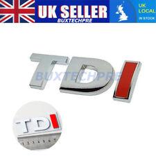 Para VW Caddy de Modelo Bmw Golf Polo Passat TDI 3D emblemas de etiqueta de logotipo e insignia metálica