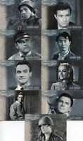 Twilight Zone 3 Shadows and Substance Twilight Zone Stars Chase Card Set