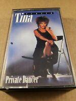 Tina Turner : Private Dancer : Vintage Tape Cassette Album From 1984
