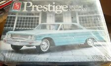 AMT Prestige 1963 FORD GALAXIE HARDTOP 3n1 1/25 Model Car Mountain FS