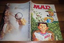 MAD # 84 - 3 S. Parodie COMIC-HELDEN u.a. MICHAEL VAILANT-BEETLE BAILEY-SUPERMAN