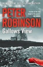 PETER ROBINSON ___ GALLOWS VIEW ___ BRAND NEW ___ FREEPOST UK