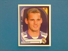 PANINI CHAMPIONS LEAGUE 2007 2008 - N.342 SNEIJDER REAL MADRID