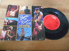 "7"" Pop Bruce Springsteen - Born To Run / Johnny 99 (2 Song) CBS"