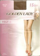 A VOIR !!!! collant satiné T3 Golden Lady colori melon FIN 15 den