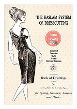 The Haslam System of Dresscutting No. 39 - 1960's