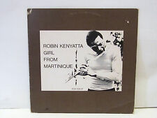 ROBIN KENYATTA - Girl From Martinique ~ ECM 1008 w/Wolfgang Dauner, Arild ->RARE