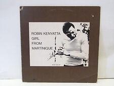 ROBIN KENYATTA - Girl From Martinique ~ ECM 1008 w/Wolfgang Dauner, Arild ->RARE