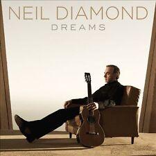 Dreams [Digipak] by Neil Diamond (CD, Nov-2010, Columbia (USA)) **Brand New**