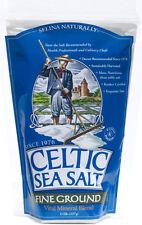 CELTIC SEA SALT ~ FINE GROUND ~ ½ lb (227g)