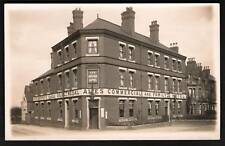 Hucknall. Station Hotel by Bullock. Home's Ales.