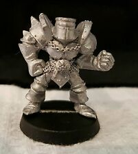Bloodbowl 3rd Edition Chaos All Stars Team Chaos Warrior metal oop unpainted