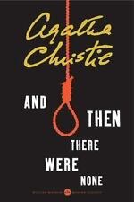 And Then There Were None: 75th Anniversary Edition: By Agatha Christie